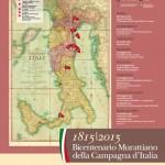 Manifesto Bicentenario Murattiano della Campagna d'Italia
